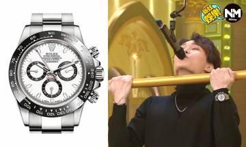 【TVB台慶2020】《萬千星輝賀台慶》胡鴻鈞戴Rolex Daytona熊貓 2020年價錢究竟幾多?