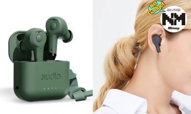 Sudio ETT ANC真無線耳機現身!降噪耳機新勢力