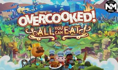 《Overcooked! All You Can Eat》PS5版11月中推出 繼續約Freind火燒廚房!