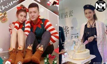 李彩華因疫情與老公分隔太耐 驚爆九月離婚結束年半婚姻