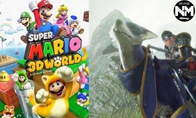 Switch遊戲推薦2021|15大必玩Switch game《Monster Hunter Rise》、《超級瑪利歐》(持續更新)