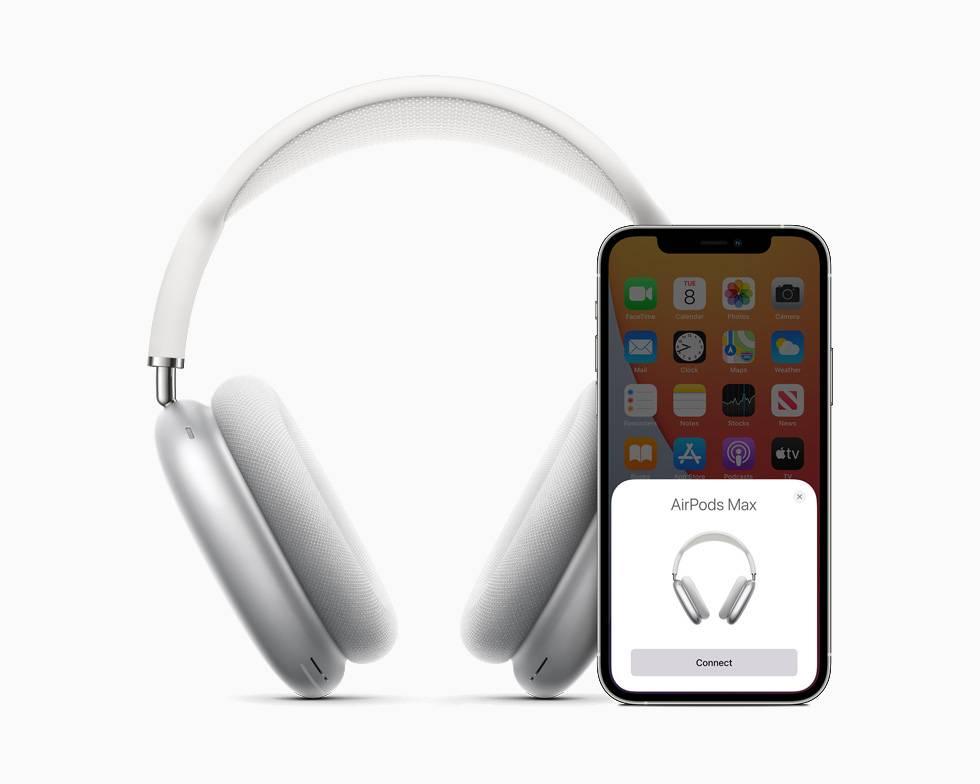 Apple iOS 14.3 RC 版將支援 AirPods Max