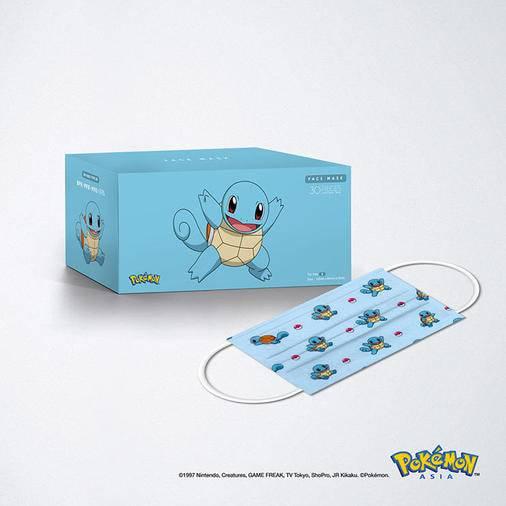 【Pokemon GO】The North Face x Gucci x《Pokémon GO》超夢幻三方聯乘!仲有Pokemon口罩