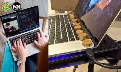 Macbook用家必學「硬幣散熱法」 日網民奇招令部機出事!?