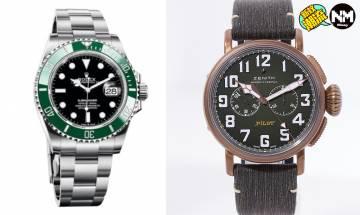 綠面手錶唔止得Rolex綠水鬼 6隻高質素綠面手錶推介 包括Zenith、Citizen