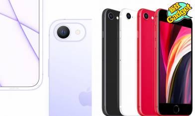 iPhone SE3|Apple開發第三代iPhone SE 傳手機將支援 5G、大Mon兼保留Touch ID