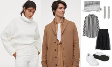 冬日聖誕約會穿搭提案!即睇 11款時尚又保暖當季流行單品