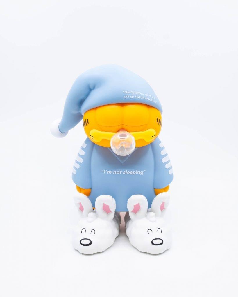 ZCWO – I'm not sleeping – Garfield<img width=