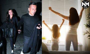 Mandy Lieu為洗米華再誕一女 與周焯華永遠都是一家人