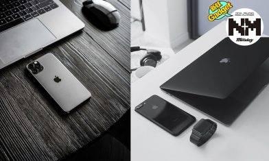 Apple消光黑專利技術申請成功 推出iPhone、MacBook、Apple Watch全黑系列超型!