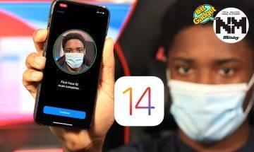 iOS 14.3 Face ID能力大增強!戴口罩一樣可以iPhone解鎖 必識2大技巧