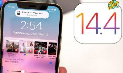 【iOS14.4】Apple推出全新iOS 14.4RC版 7大亮點功能搶先睇!iOS 14.4將加入防讀心、Facebook追蹤