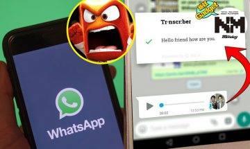 【WhatsApp功能】17大Whatsapp實用隱藏功能2021年版!實用多蘿蘿  錄音轉文字、已讀不回不被發現