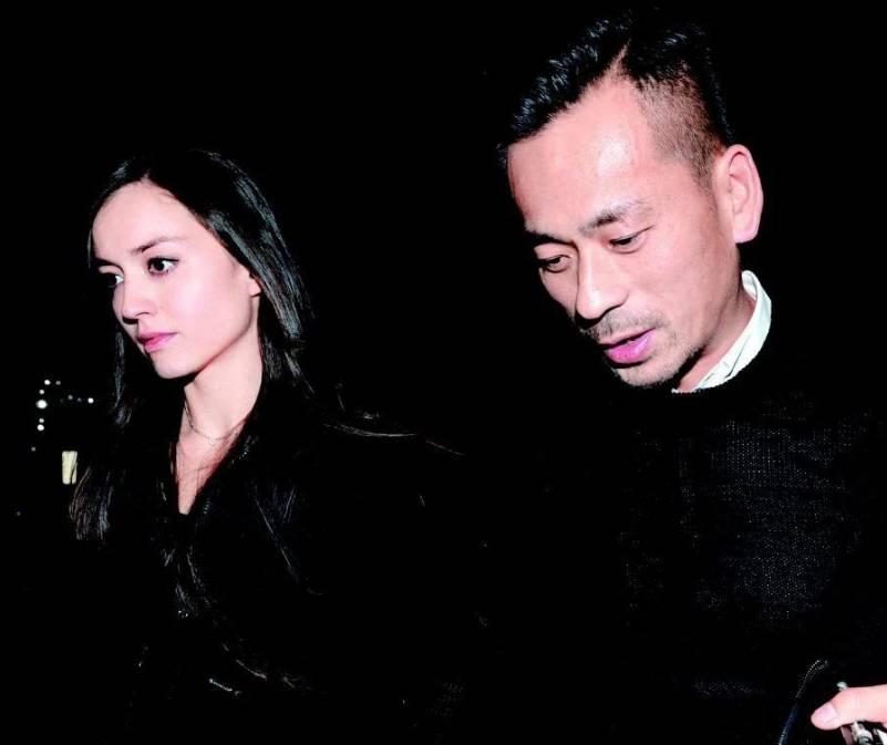 洗米華(周焯華)與Mandy Lieu早在2014時相戀,並和洗米嫂陳慧玲(Heidi)亙相鬥法爭洗米華