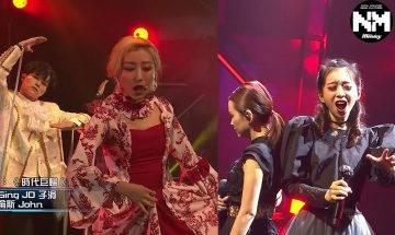 《全民造星3》阿左海豚音超水準演出獲評判大讚 網友:馬拉Karen真係唔得喎!