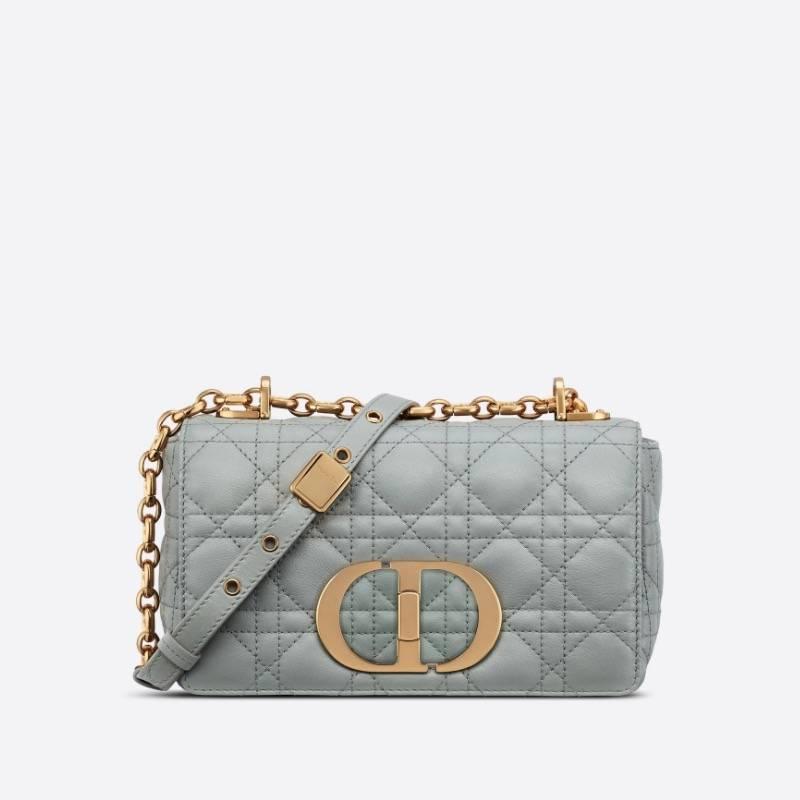 Gray Small Dior Caro ,000(圖片來源:Dior)