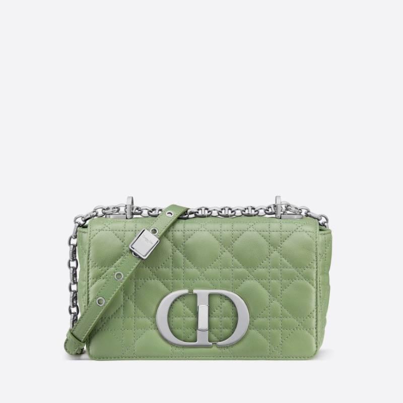 Mint green Small Dior Caro ,000(圖片來源:Dior)