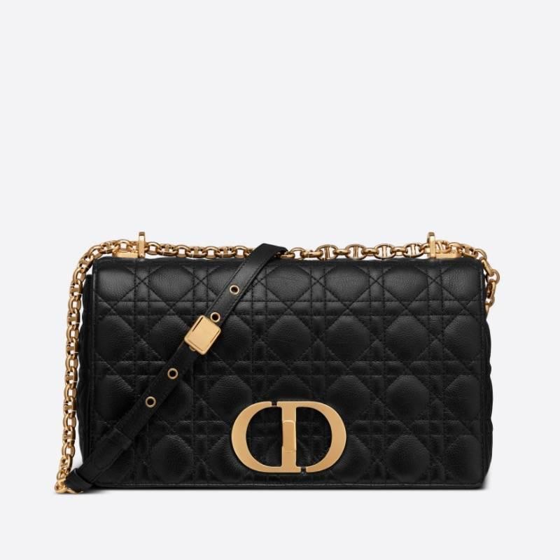 Black Large Dior Caro ,000(圖片來源:Dior)