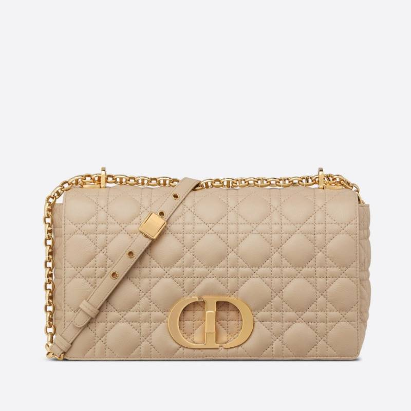 Beige Large Dior Caro ,000(圖片來源:Dior)