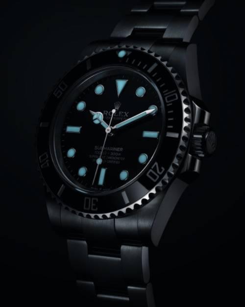 第9位. Submariner Ref.124060