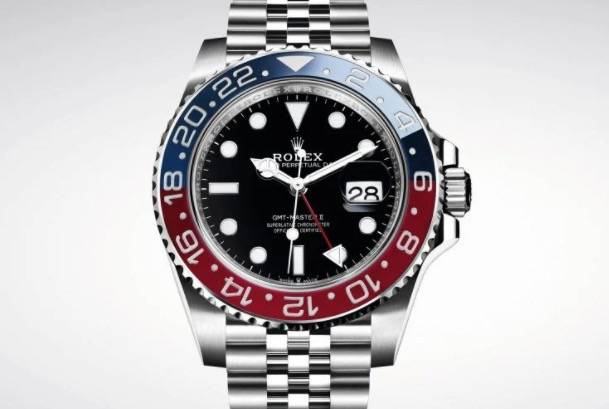 第6位. GMT-Master II Ref.126710BLRO