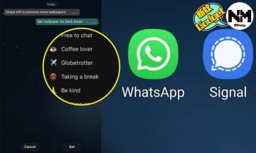 Signal有望完全取代Whatsapp 實測5.3新功能懶人包