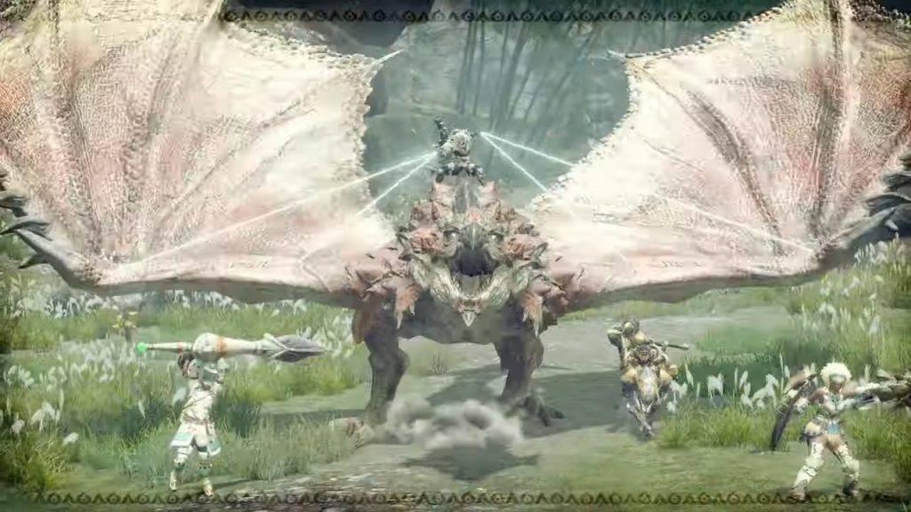 火龍會以優異的飛行能力從高空迅速降下,使用帶毒的強力爪擊攻擊敵人,並且能吐出的火焰威力強大,需要小心。