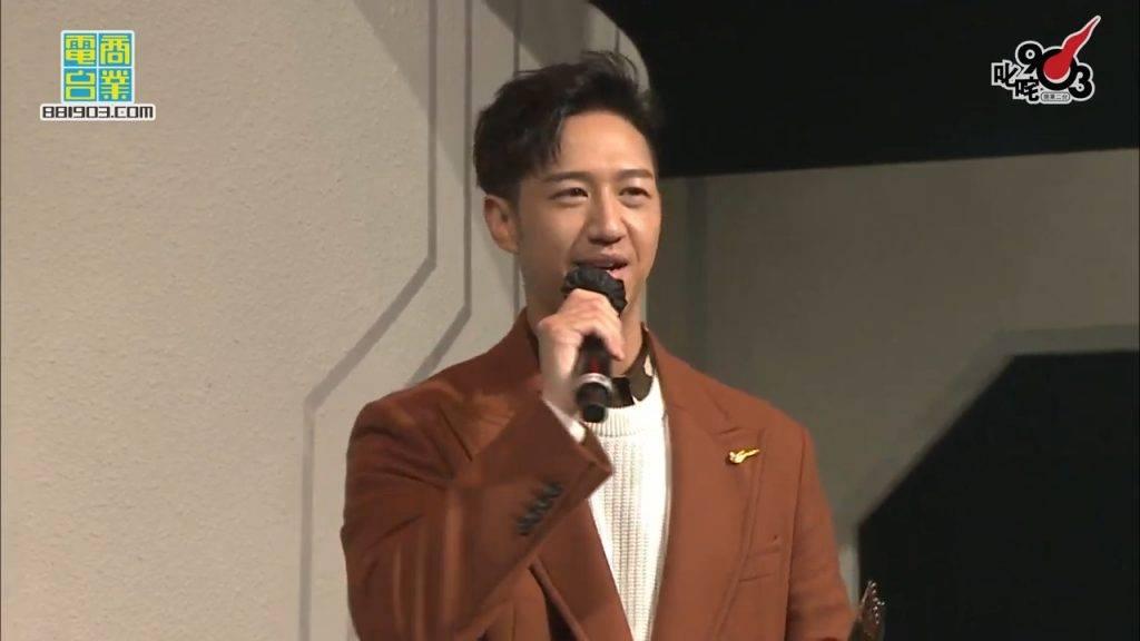 【叱咤樂壇2020】 叱吒樂壇 男歌手銀獎:馮允謙