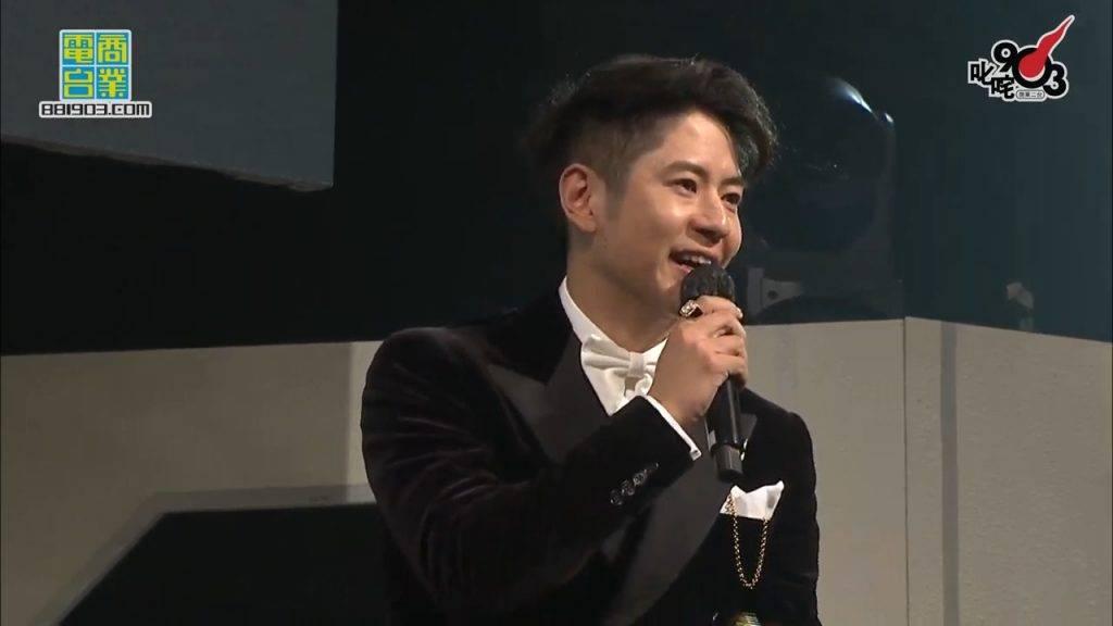 【叱咤樂壇2020】 叱吒樂壇 男歌手金獎:許廷鏗