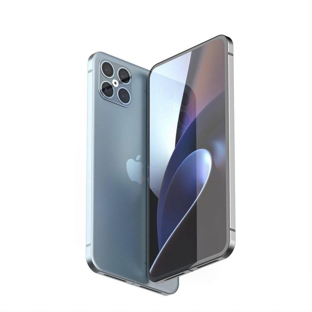 【iPhone 13】6大外型新設計 瀏海縮小兼有Touch ID?!