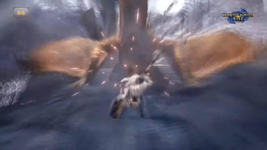 轟龍用發達四肢所使出的突進,或是強力的爪擊和咬擊,都擁有相當驚人的威力,且會發出強烈的咆哮。