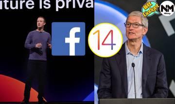Facebook同Apple隔空開火 Tim Cook直指:靠挖用戶私隱不值表揚