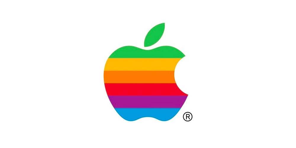 不知為何,總是覺得New Balance今次是向Apple舊logo致敬。