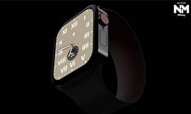 Apple Watch Series 7功能、規格、發售日期!新外型全曝光 仲有新色推出?!