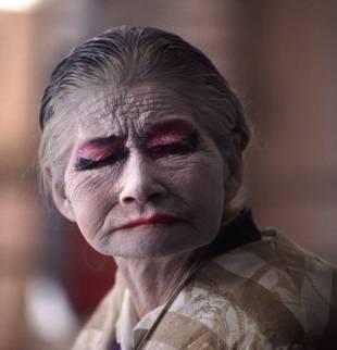 年老的橫濱瑪麗。(圖片來源:arjunpuriinqatar)