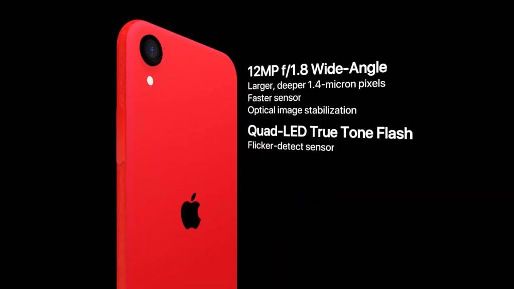 iPhone SE Plus 鏡頭方面就只有1200 萬像素單主鏡頭及 700 萬像素前置鏡頭