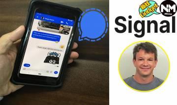 【Signal】創辦人Brian Acton有良心 單靠捐款唔賣數據唔追蹤用戶!