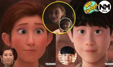 趣味轉換照片網站《Toon Me》 一UP即變迪士尼卡通feel