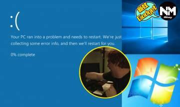 Windows 10瘋狂爆BUG沒落唔係無原因 無限Reboot最嚴重會死機!
