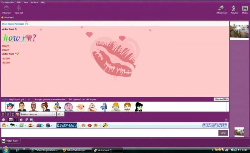那些年大家都用過的通訊軟件 MSN Status一定要打歌詞叫春!