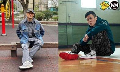 陳冠希VS余文樂熱門聯乘鞋款生死鬥 都係唔夠FC鬥?