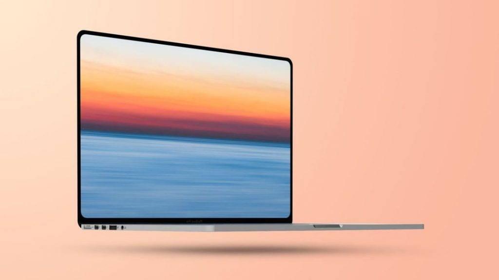 MacBook Pro 2021邊框更為窄身