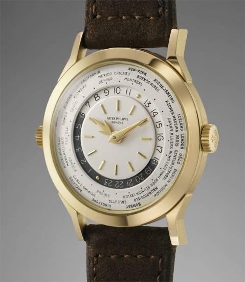 PATEK PHILIPPE 2523/1玫瑰金手錶