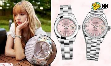 9款保值玫瑰金粉色系Rolex Datejust推介:價錢飆升$3,300 越早入手賺越多!