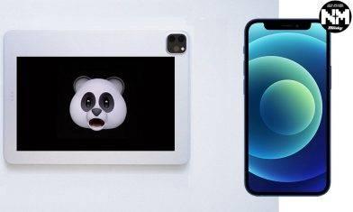 Apple iPhone、iPad新專利曝光 機背將新增副螢幕 有助人像攝影?!