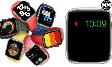 【Apple Watch無法充電】Apple Watch S5/SE省電模式後無法充電 Apple官方將提供免費維修
