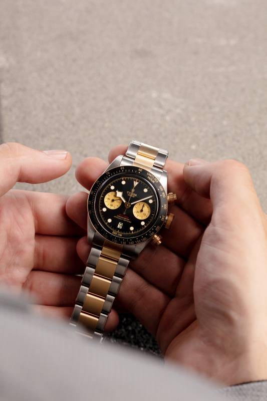 錶款直徑41毫米