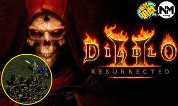 年內推出支援多平台進度共享 《Diablo II: Resurrected》高清重製版