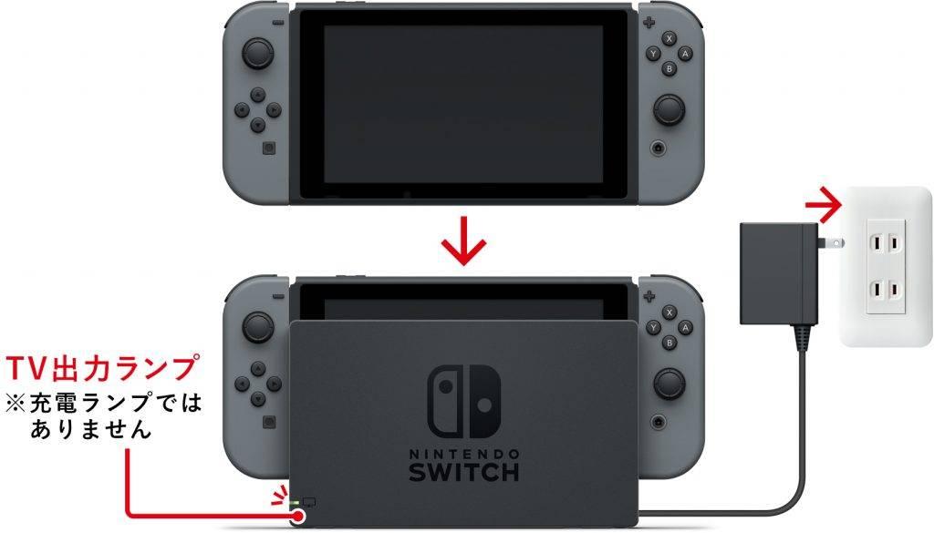 【Switch死機】亦都有可能係電源不足。
