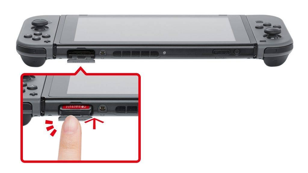 【Switch死機】遊戲卡或插卡位有問題都會影響到部機。